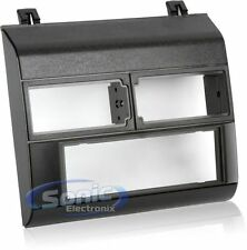 Scosche GM1482B Single DIN Install Dash Kit for Select 88-94 Chevrolet/GM Trucks