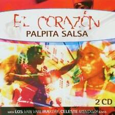 EL CORAZON -  PALPITA SALSA -2CD