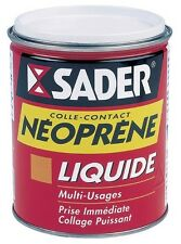 COLLE CONTACT NEOPRENE TRES PUISSANTE LIQUIDE 500ML  SADER