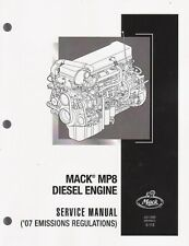 Mack Car & Truck Repair Manuals & Literature for sale | eBay Mack Vision Wiring Diagram on mack pump diagram, mack hvac diagram, mack relay diagram, mack fuse diagram, mack suspension, mack motor diagram, mack transmission diagram, mack steering diagram, mack rear end diagram, mack engine diagram, mack fuel system diagram, mack parts diagram,