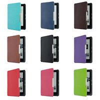 "Case for KOBO GLO 6.0"" eReader Magnetic Auto Sleep Cover Ultra Thin Hard Shel w0"