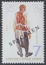 Specimen, Cyprus Sc847 Traditional Costume, Bridegroom's