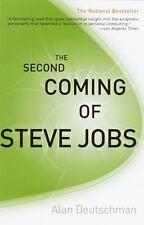 The Second Coming of Steve Jobs Deutschman, Alan Paperback