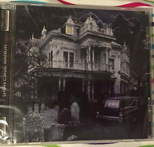 THE GRAVESIDERS Graveside Manor CD HALLOWEEN Misfits Brutality