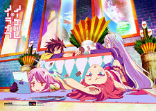 No Game No Life Wall Scroll Poster Officially Licensed CWS-20329 New