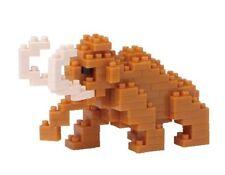 Kawada Nanoblock Mini Mammoth - japan building toy block Nbc_186 Worldwide