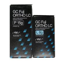 GC Fuji ORTHO LC Glass Ionomer Cement Orthodontic Bonding