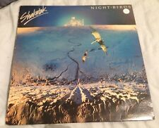 1982 SHAKATAK NIGHTBIRDS ALBUM LP POLYDOR SUPER POLS 1059 EXC