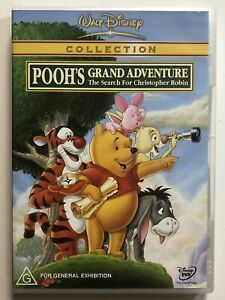 Pooh's Grand Adventure - The Search For Christopher Robin (DVD Region 4)