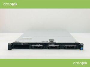 OEM R320 v4 - 1 x E5-2420, 8GB, PERC H310 MINI, 4 x LFF Rack Server