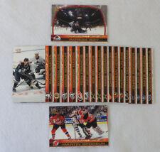 2001-02 Pacific Impact Zone Hockey (20) Brodeur Roy