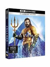 Blu Ray Aquaman - (4K Ultra HD + Blu-Ray) .......NUOVO