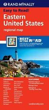 Rand McNally Eastern United States: Regional Map by Rand McNally, (Paperback), R