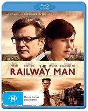The Railway Man - Blu-ray, 2014 (LIKE NEW) Aus Region B
