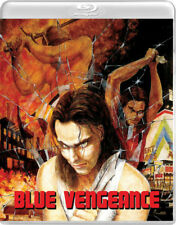 BLUE VENGEANCE (new Blu-ray/DVD direct from Vinegar Syndrome)