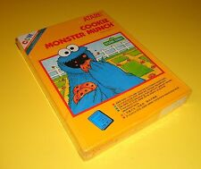Atari 2600 or 7800 Game Cartridge COOKIE MONSTER MUNCH - FACTORY SEALED ! Nice!