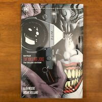 Batman: the Killing Joke Deluxe New Edition by Alan Moore 2019 Hardcover Sealed