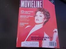 Sigourney Weaver, Eric Stoltz - Movieline Magazine 1992