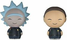 Funko POP! DORBZ Police Rick and Police Morty Specialty Series Ltd Exclusive