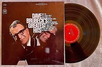 DAVE BRUBECK'S GREATEST HITS (Columbia CS9284) 1971 reissue of 1966 stereo LP