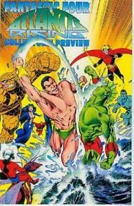 Fantastic Four: Atlantis Rising Collectors' Preview  (USA, 1995)