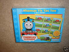 New Sealed Thomas & Friends Tic Tac Toe Game