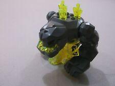 LEGO Power Miners Rock Monster Geolix Yellow Green Minifigure 8709 8963 B