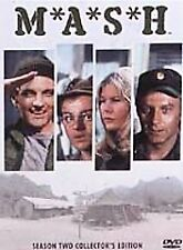 M*A*S*H MASH the Complete Season Two Collector's Edition 3-Disc DVD Set NEW