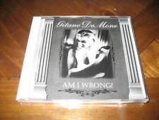 Gitane Demone - AM I WRONG? CD - Christian Death - Gothic Rock Punk