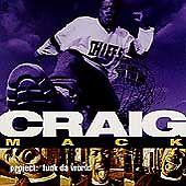 CRAIG MACK - Project: Funk Da World - CD - Explicit Lyrics - Excellent Condition