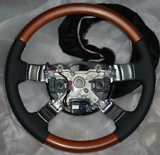 Land Rover Brand Range Rover L322 2003-2012 CHERRY Heated Wooden Steering Wheel