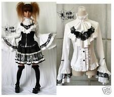 Gothic Lolita Visual Punk Rock Shirt / Top W Y-213 S