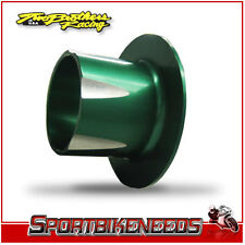 Two Brothers Racing P1 Green Exhaust Tip Tips M-Series P1