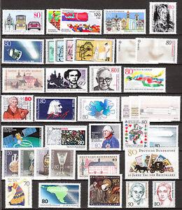 BRD Jahrgang 1986 Postfrisch** Komplett  LUXUS!!!