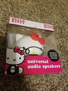 Hello Kitty Universal Portable Audio Speaker C2