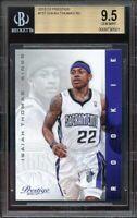 2012-13 prestige #157 ISAIAH THOMAS boston celtics rookie card BGS 9.5