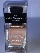 NEW Deborah Lippmann Gel Lab Pro Nail Polish Shape of You Cream 100% AUTHENTIC