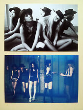 "FX F(x) Official Photo by SM Entertainment from 'Red Light""- Group (New) Set"