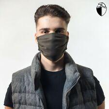Social Distancing ArmyGreen Maske Nasen-Mund-Bedeckung Alltagsmaske Behelfsmaske