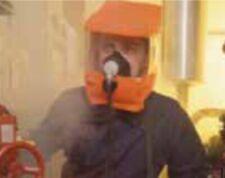 3M Scott Safety Rescue Hood SCBA ELSA Evacuation Escape Protection Respirator