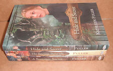 The Mysteries of Middlefield Vol.1,2,3 by Kathleen Fuller Paperback NEW