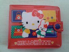 BORSELLINO HELLO KITTY Sanrio 1996 plastica portafoglio porta monete portafogli