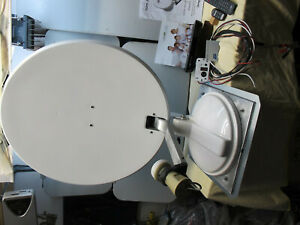 Antenna TV Satellitare Parabolica  Camper sat and go + decoder i-can 1110 sv