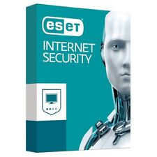 ESET INTERNET SECURITY Ver. 11 -- 1 PC LUGLIO 2019