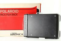 【RARE MINT+++ IN BOX】Bronica Polaroid Film Back for S S2 from Japan 695