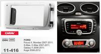 CARAV 11-416 2Din Marco Adaptador FORD Focus II Mondeo S-Max C-Max Kuga Galaxy
