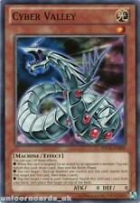 SDCR-EN006 Cyber Valley UNL Edition Mint YuGiOh Card