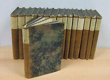Charles Dickens, 16 Bände, Deutsch v. Gustav Menrink, Albert Langen, 1909 -1914