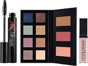 NIB Smashbox Minibox Palette Blush, Bronzer, Shadows, Fl Sz Full Exposure $128!