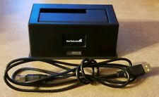 "StarTech 2.5/3.5""  eSATA/USB 2.0 SATA HD Docking Station W/USB Cable..Fast Ship!"